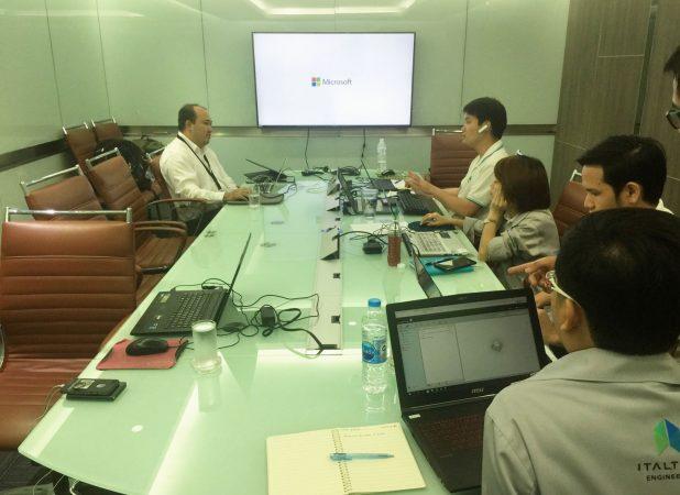 Workshop Office365 E5 at Italthai Engineering Co.,Ltd