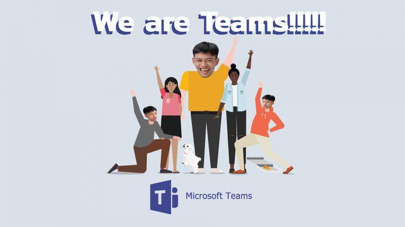 ซัพพอร์ตสายเกรียน EP.5 Microsoft Team