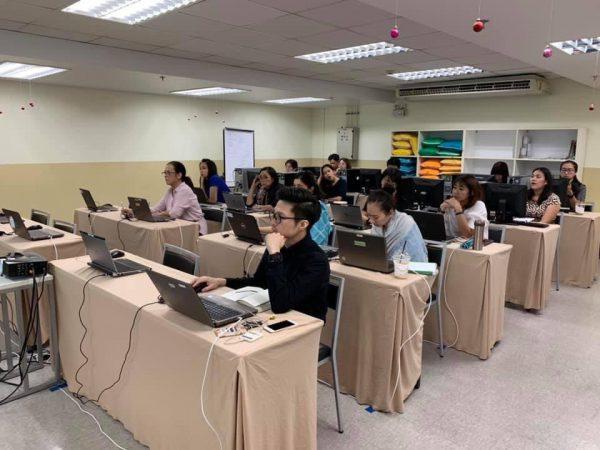 Workshop Training Office365 CentaraGrandHotelandResort@CentralWorld